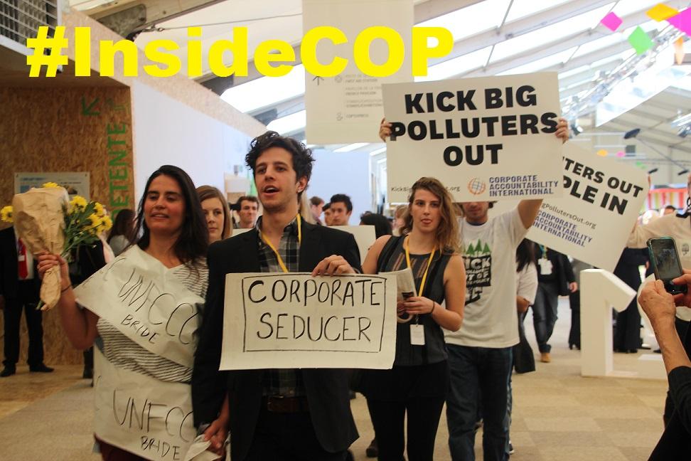 Action COP 21