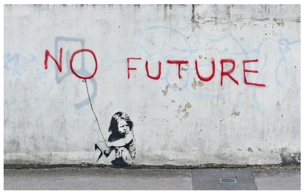 Art de rue par Banksy